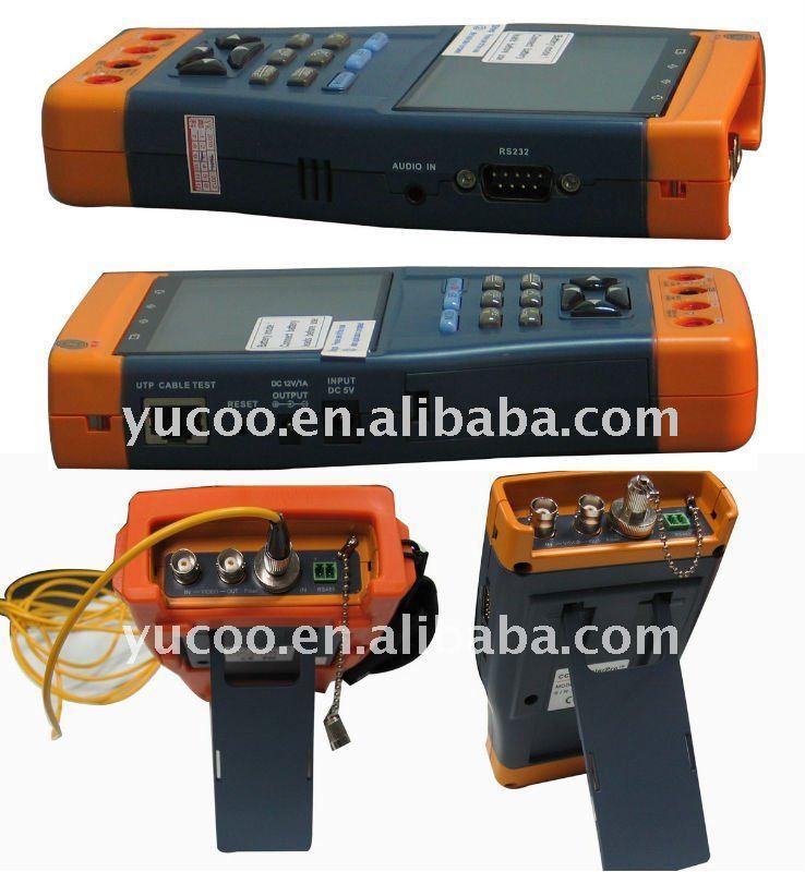 (YK-JC09) CCTV Keyboard monitor controller PTZ tester(China (Mainland))