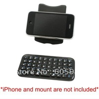 MINI WIRELESS KEYBOARD FOR IPAD/IPHONE 4 OS High Quality Fast Post