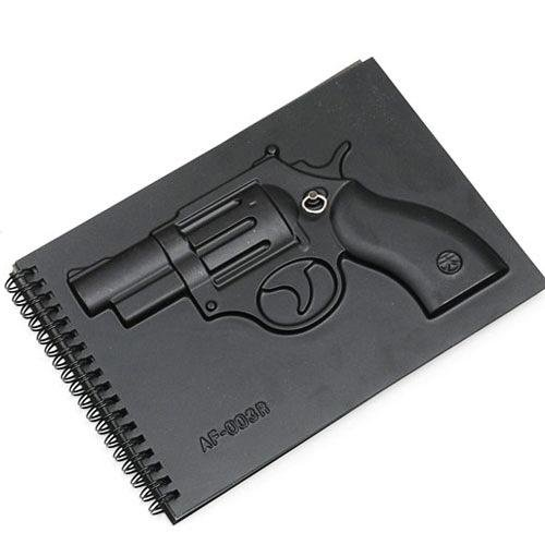 wholesale,Free shipping,Fashion Black 4 Series Notebook / Notepad(China (Mainland))