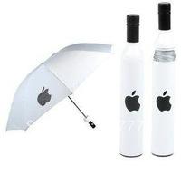 Free Shipping MOQ 1pcs Fashion Bottle umbrella best price Elegant packing