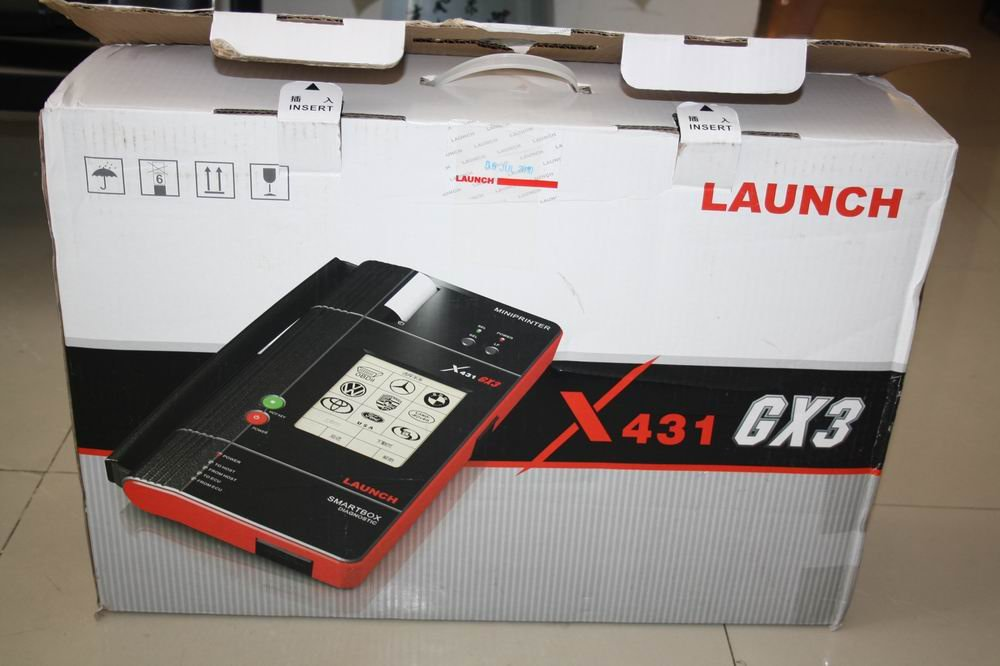 X431 GX3,launch x431 gx3,multi language,for all cars(China (Mainland))