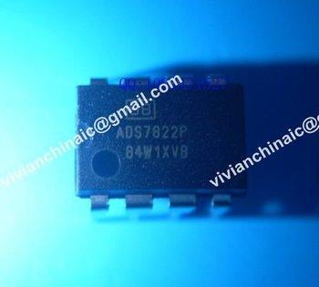 ADS7822P  ADS7822 DIP8 12-Bit, 200kSPS Micro Power Sampling Analog-To-Digital Converter