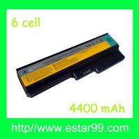 Free shipping&4400MaH Battery for IBM Lenovo 3000 N500 G430 G450 G530