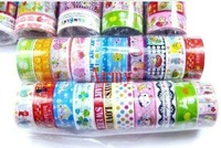 100pcs/lot Cartoon Tape