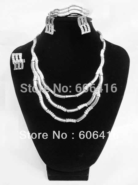 Fashion Lace order african fashion costume jewelry set supplier,imitation jewelry with Free shipping,wedding(China (Mainland))