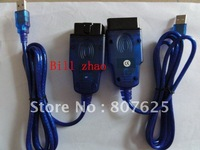USB cable KKL 409.1 for audi/vw OBD2 OBD USB VAG Cable COM