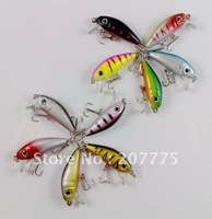 super 50fishing hard lures lot18 4cm 3g/1.6in 0.1oz for sea water and fresh water wholesale available