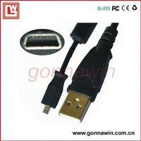 Digital Camera Data Cable for KODAK Z700, Z712 IS, Z730, Z740, Z760, Z812 IS, Z885, ZD710, EASYSHARE-ONE/4 MP