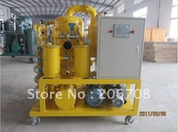 Double stage transformer oil regeneration system ZYD-II/Insulation oil recycling machine/Transformer oil purifier