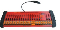 DMX 384 DMX console,Control 12pcs DMX lighting fixtures with 32 DMX channel each