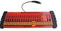 DMX 384 DMX console,Control 12pcs DMX lighting fixtures with 32 DMX channel each