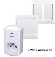 z-wave kits including (1xfrench socket ,1xsingle swicth ,1x dual swicth)+ free shipping to Europe