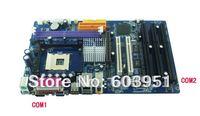 intel 845GV ATX Motherboard socket 478 with 3ISA slots ,2COM port FSB 533MHz  atx mainboard