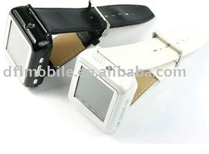 free shipping gift watch cell phone ak09(China (Mainland))