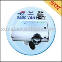 PC Projector 2400Lumens 800*600 XC-VP326