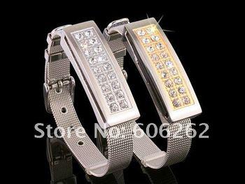 Free Shipping 1GB,2GB,4GB,8GB,16GB Jewelry USB Flash,Bracelet USB Memory,Gift Flash memory,Bracelet Jewelry USB Flash Drive