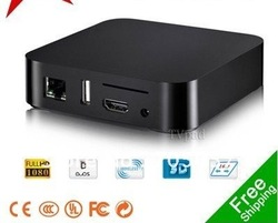 Guaranteed 100% 1080P HD SET TOP BOX--TVpad Sell Well in Europe and America Wholesale,Retail, Dropship 100% Free Shipping(China (Mainland))