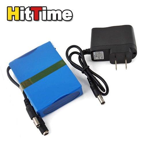 12V Rechargeable Li-lion Battery for CCTV Cam 6800mAh [3452 01 01](China (Mainland))