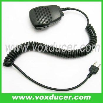 Shoulder mic for Vertex transceiver  VX-200 VX-500 VX-510 VX-520UD Icom IC-F3 IC-F3S IC-F4 IC-F4S