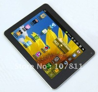 NEW 2011 7inch, Tablet PC, Multitouch, REAL ANDROID 2.2, 800MHz, 256M, Camera, Wi-Fi, FLASH 10.1