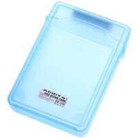 Free shipping HDD 3.5inch Hard Drive Store Tank Box Case