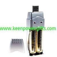 USB AA/AAA Battery Charger