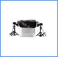 Mini Photograph Studio Stand Softbox Lighting Kit  with Reflector Board