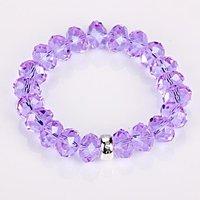 Free shipping by HK post! Wholesale crystal charm bracelet .fashion bracelet.925 sterling silver jewelry IMG2033