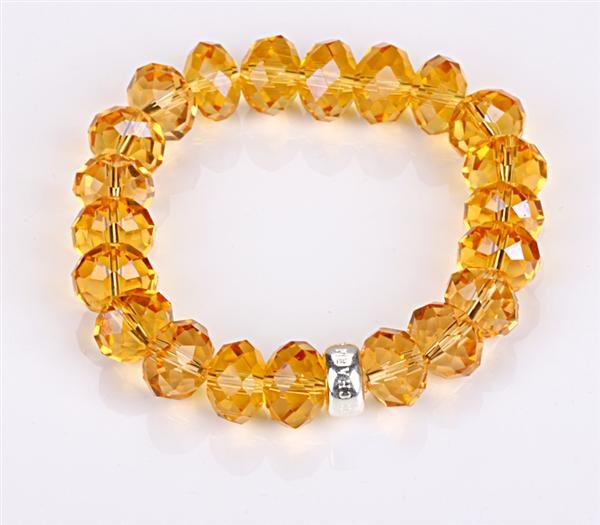 Free shipping by HK post! Wholesale crystal charm bracelet .fashion bracelet.925 sterling silver jewelry IMG2058(China (Mainland))