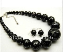 popular black onyx jewelry set