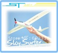 Free shipping Nine Eagles Sky Surfer 2.4G 4CH 4 channel rc airplane Powered Glider 781B 300 RC Plane  (2.4Ghz Edition)