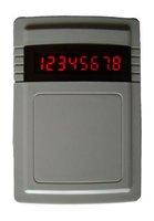RS485/8 LED/13.56Mhz ISO 14443 A HF RFID reader/writer/Reader+2 Cards + SDK+ Free Software