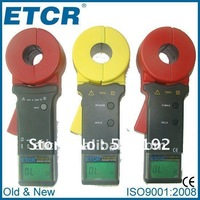 Hot Sale!  ETCR2100  Clamp On Ground Earth Resistance Tester Meter  Free Shipping