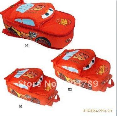 Nova Arival mochila das crianças criança Schoolbag crianças saco dos desenhos animados tamanho sl 30 pçs/lote(China (Mainland))