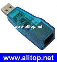10/100 USB Network LAN Adapter/NIC RJ45 USB ethernet adapter