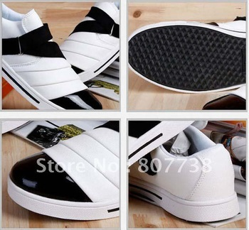High quality. 2010 latest Korean style, men snow boots, men's shoes, snow boots, free shipping, 52.1