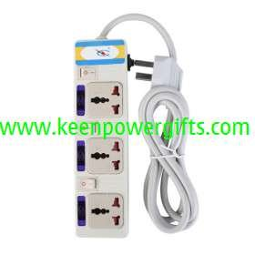 220V AC Socket Multi Extension Adapter Arrester Device(China (Mainland))
