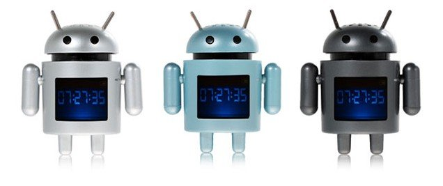 Portable Mini Google Android Figure MP3 Music Speaker(China (Mainland))