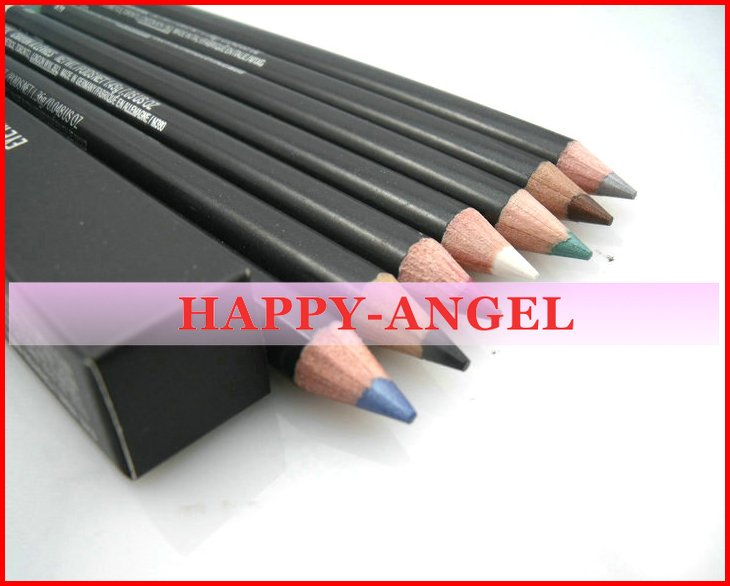 Free Shipping New Eye Kohl Eyeliner Colors Eyeliner Pencil 1.45g ( 72 pcs/lot)(China (Mainland))