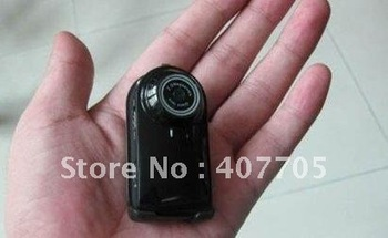 1pcs Mini DV clip type HD camera Voice record,mini DVR,video camera