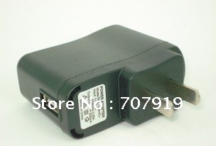 DHL freight from green environmental protection USB universal charger factory direct sale