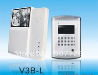 "4"" B/W CRT handfree Video door phone"