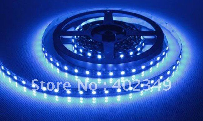Waterproof 3528 LED Flexible Strip 5MX600LED For Any Color (Blue/Green/Red/Purple) 1 Year Warranty High Quality(China (Mainland))