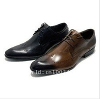 Wholesale  man pointed leather shoes