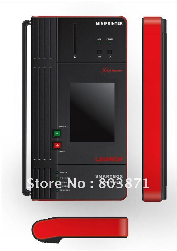 Free Update On Website Original Full Set launch master x431(China (Mainland))