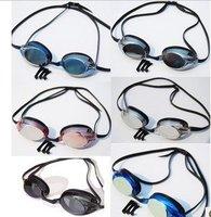 hot sales Anti-fog coating plating goggles racing swimming goggles 1pcs