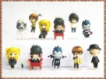 DEATH NOTE L MISA RYUK NIGHT YAGAMI FIGURE 11PC SET G1