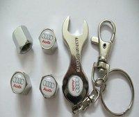 ZN alloy key type tire valve cap