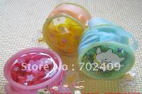 300pack/lot free shipping mini portable Tube soap slice soap flower paper of soap toilet soap
