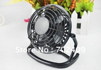 20pcs/lot Mini USB Fan with 360 degree rotating mini computer USB fan Flexible USB Cooling fan for PC Computer Novelty Gifts